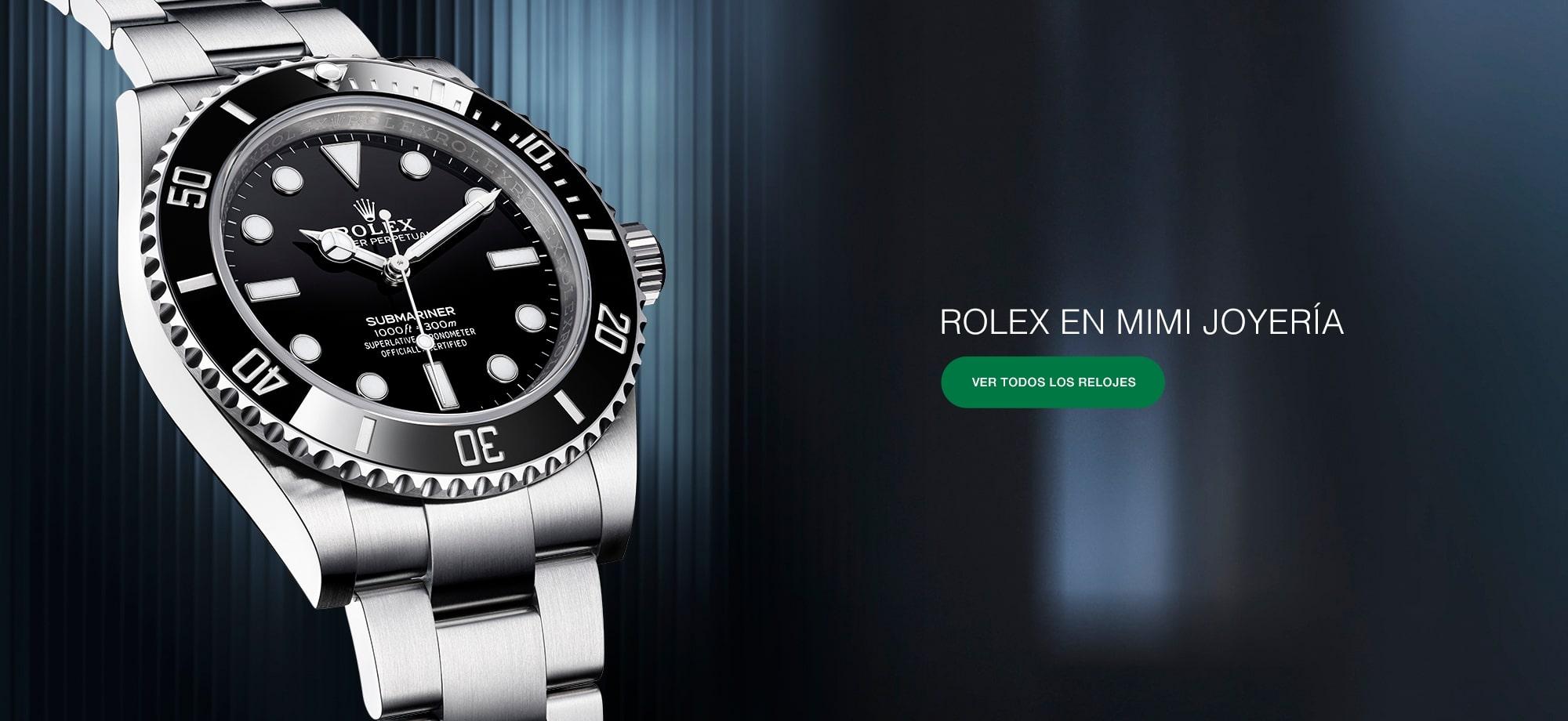 Rolex creados a partir de las mejores materias primas y montados con escrupulosa minuciosidad